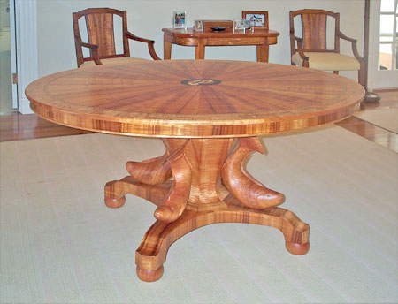 koa entry table